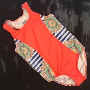 One piece swim suit - NWOT